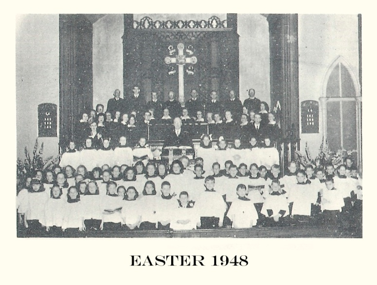 Easter 1948 2.21 Messenger